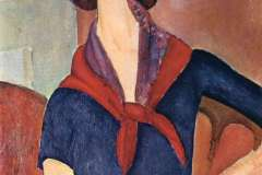 jeanne-hebuterne-with-a-scarf-1919